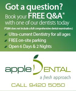 dental practice in Lane Cove