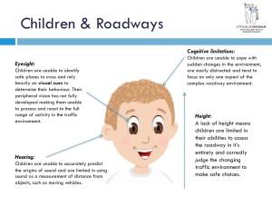 Children-Roadways