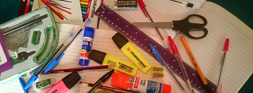 Got a Pen charity initiative started in Lane Cove