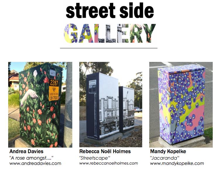 Street Art Lane Cove