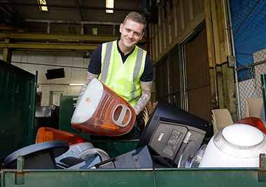 E waste reccyling