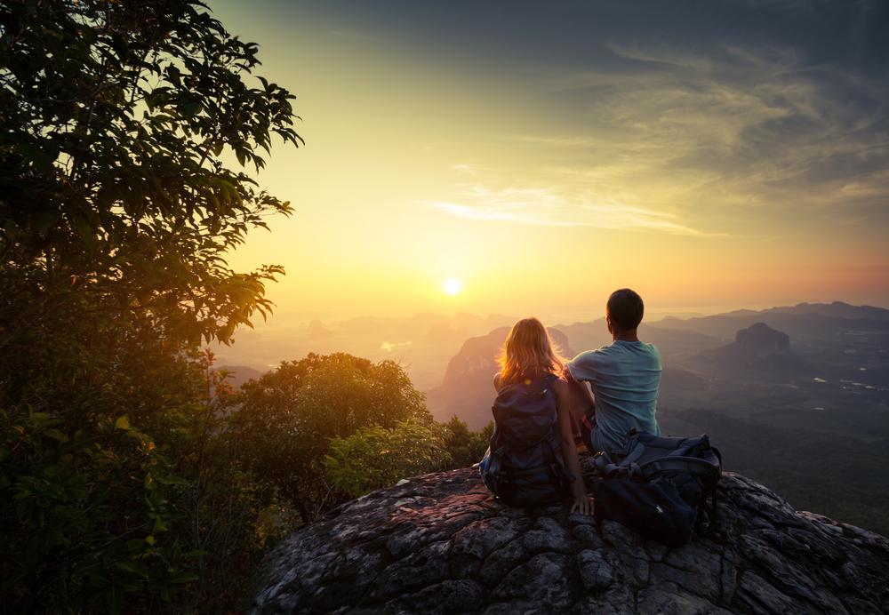 romantic travel trendsetter