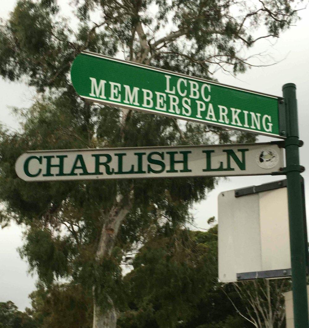 charlish sign