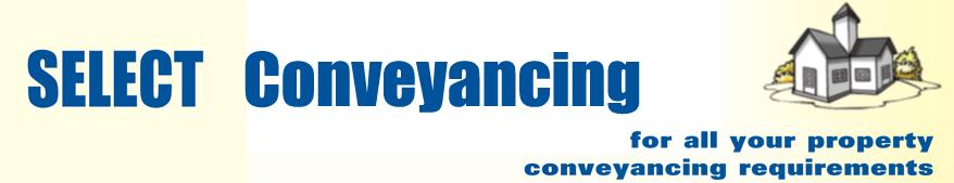 select conveyancing