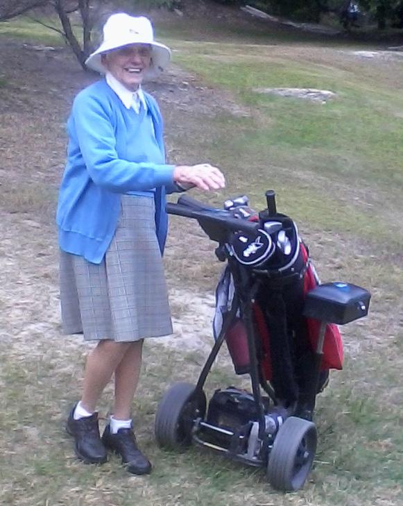 margaret tanner golf