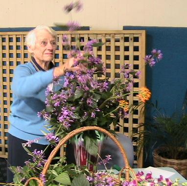 margaret tanner golf flowers