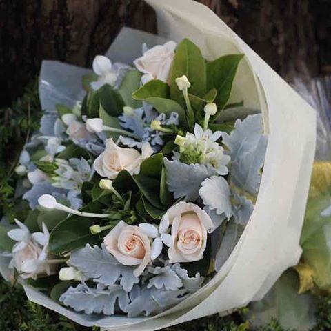 pure flowers bouquet