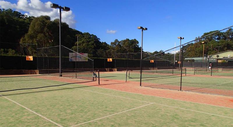 river road tennis centre a