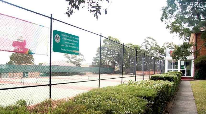 lane cove tennis club pic