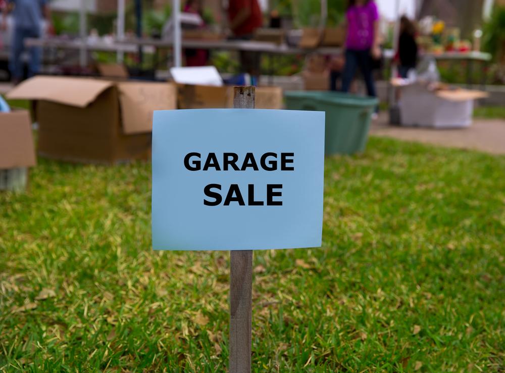 Lane Cove Garage Sale