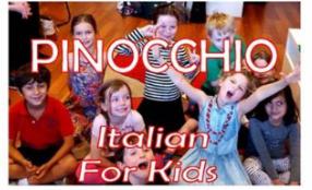 pinocchio italian