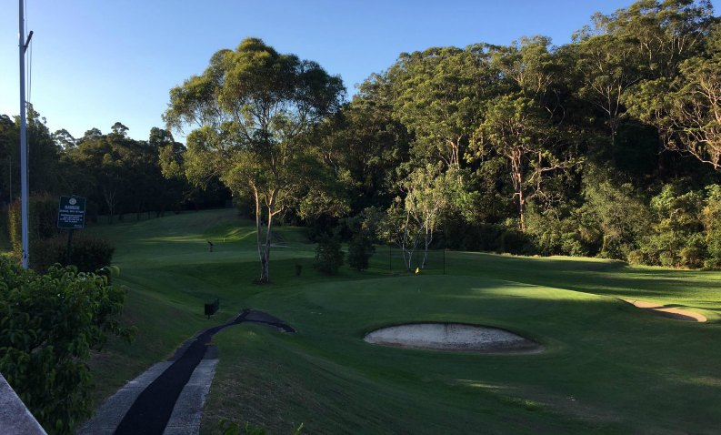 lane cove golf club and lane cove council