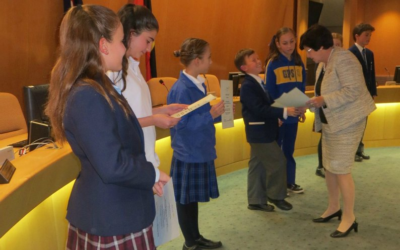 Lane Cove Rotary Public Speaking Competition