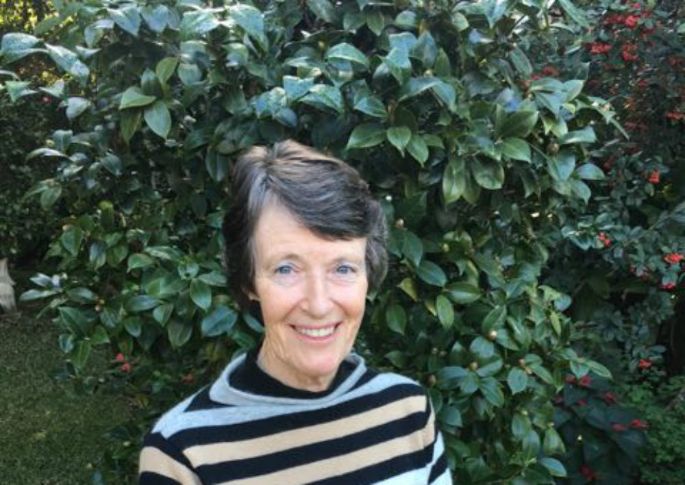 Lane Cove Citizen of the year christine