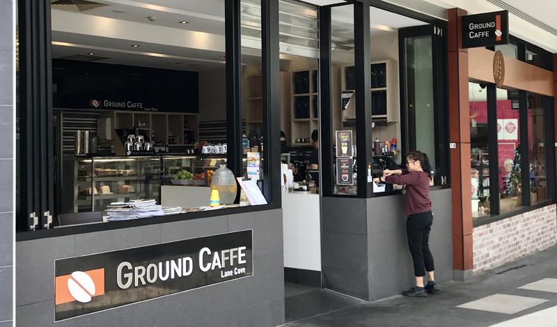 Ground Caffe