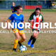 Girls Under 16 soccer players wanted