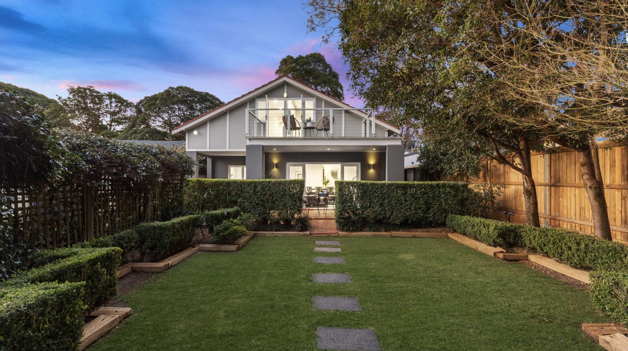 4 HAMILTON STREET, RIVERVIEW, NSW, 2066